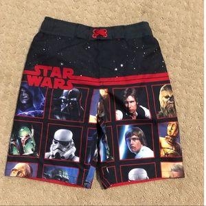 Star Wars Swim Trunks